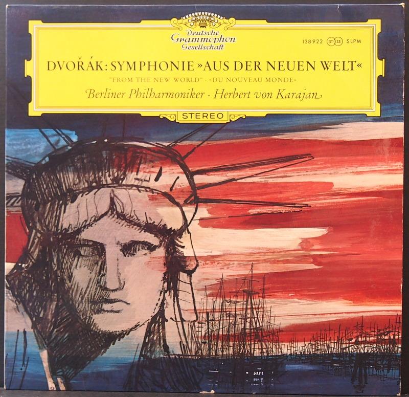 Dvorak Symphony No 9 5 Quot From The New World Quot Berliner